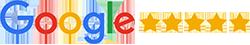 Google Ratings for Studio Esthetique