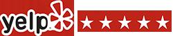 Yelp Ratings for Studio Esthetique