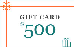 500 eGift Cards